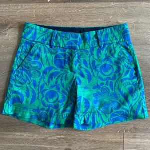 Talbots Cotton Shorts, Size : 2P
